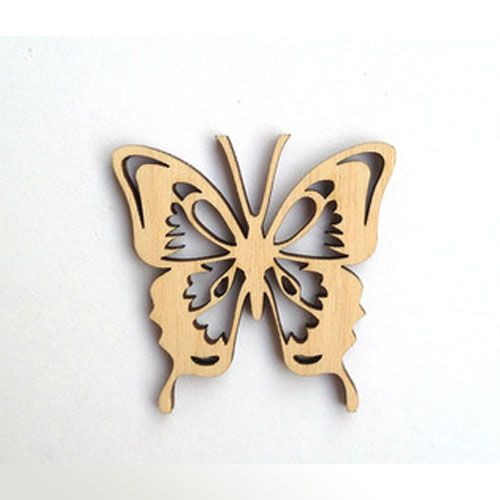 Lasercut butterfly