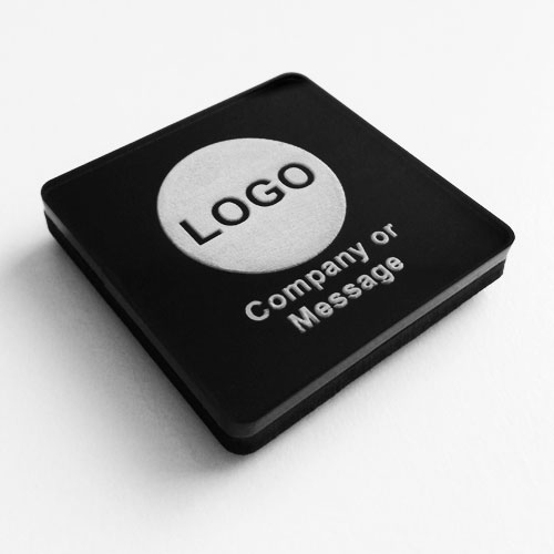fridge magnets acrylic square